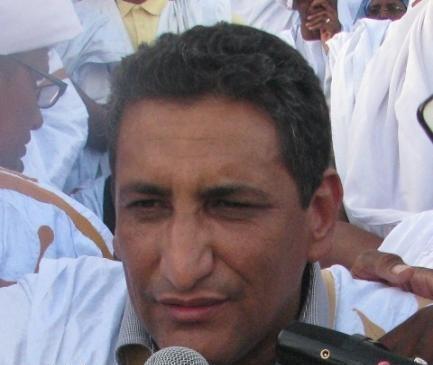 توماني توري يزور نواكشوط لتقديم واجب العزاء في وفاة ولد أحمد شللا