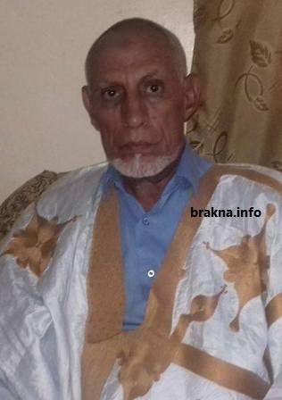 صورة حديثة للعقيد المتقاعد عبد الرحمن ولد ببكر