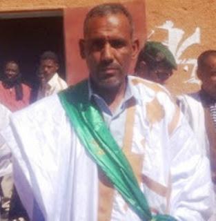 عمدة بلدة أغشوركيت محمد محمود ولد حيبلل